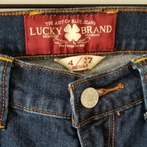 Lucky Brand Jeans - {Lucky Brand} Sophia Boot Jeans